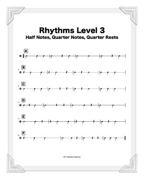 Rhythm Drills for Beginners!