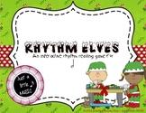 Rhythm Elves - Interactive Reading Practice Game {ta-ah}