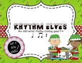 Rhythm Elves - Interactive Reading Practice Game {ta titi rest}
