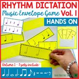 Rhythm Envelope Game Volume 1 (7 Sets!)