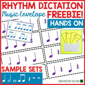 Rhythm Envelope Sample Pack
