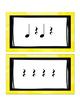 Rhythm Flashcards (K-1st)