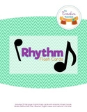 Rhythm Flash Cards