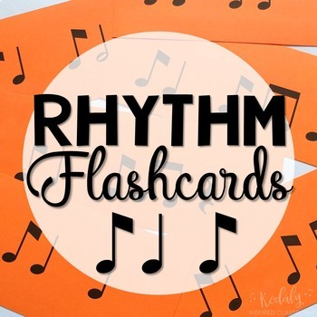 Rhythm Flashcard Kit: Syncopa