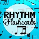 Rhythm Flashcard Kit: Ti-Tika (Eighth and Two Sixteenth Notes)