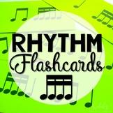Rhythm Flashcard Kit: Tika-Tika (Sixteenth Notes)