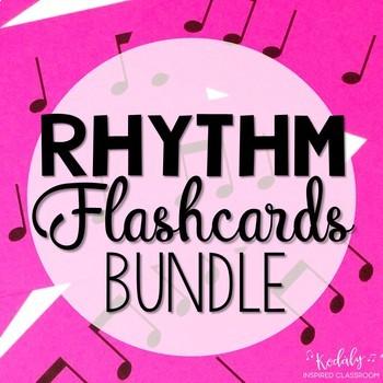 Rhythm Flashcard Mega Set