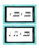 Rhythm Flashcards (1st-2nd)