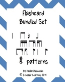 Rhythm Flashcards Bundled Set