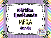 Rhythm Flashcards MEGA Bundle