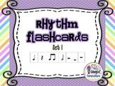 Rhythm Flashcards Set 1