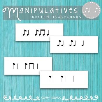 Rhythm Flashcards {Syncopation}