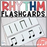 Rhythm Flashcards-Ta, TiTi & Rest