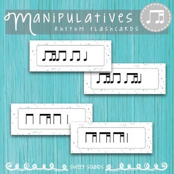 Rhythm Flashcards {Tadimi / Titika / Titiri}