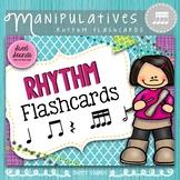 Printable Rhythm Cards - Sixteenth Notes Flashcards