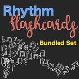 Rhythm Flashcards: complete set