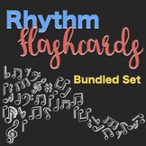 Rhythm Flashcards: complete set