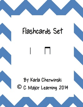 Rhythm Flashcards ta ti-ti (quarter note / 2 eighth notes)
