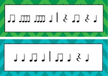Rhythm Fluency: Fifth Grade