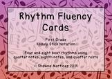 Rhythm Fluency: First Grade Kodaly Stick Notation