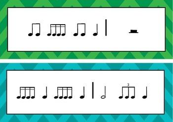 Rhythm Fluency: Fourth Grade