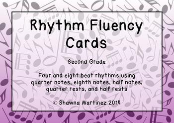 Rhythm Fluency: Second Grade