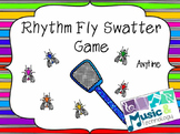 Anytime of the Year Rhythm Fly Swatter Game