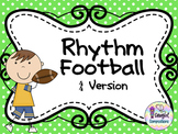 Rhythm Football (4/4 Version)
