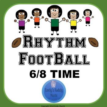 Rhythm Football- 6/8 Time