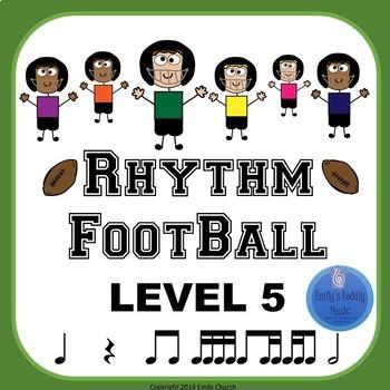 Rhythm Football- Level 5