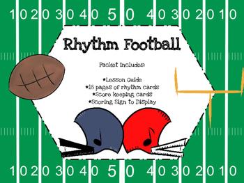 Rhythm Football Music Game