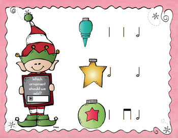 Rhythm Game: Decorate the Tree {Half Note}