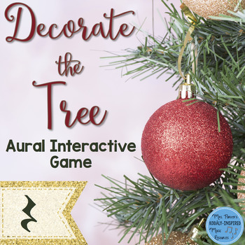 Rhythm Game: Decorate the Tree {Rest}