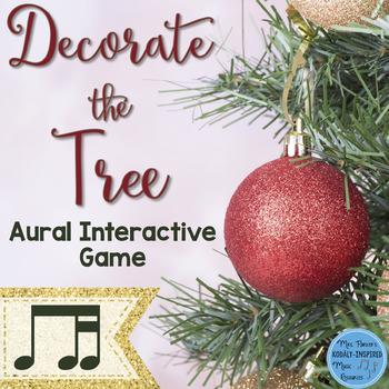 Rhythm Game: Decorate the Tree {Ti-Tika}