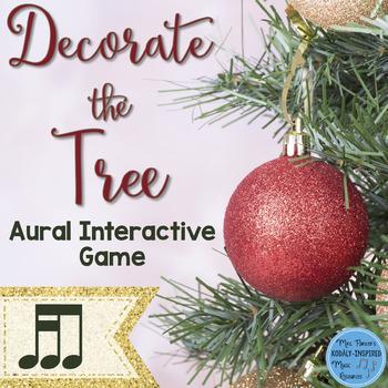 Rhythm Game: Decorate the Tree {Tika-Ti}