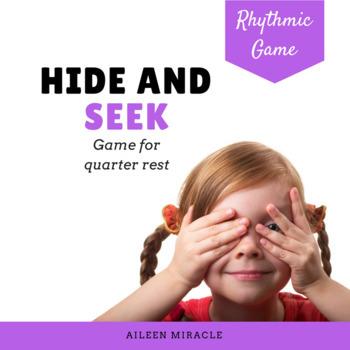 Rhythm Game: Hide and Seek {Quarter Rest}