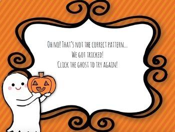 Halloween Music Game: Trick or Treat {Ta and Ti-Ti}