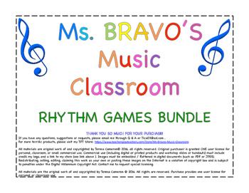 Rhythm Games Bundle