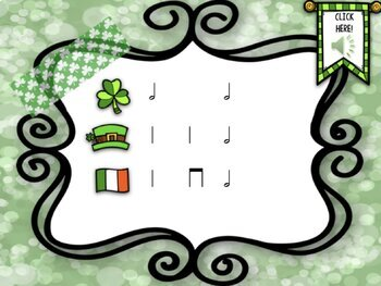 Rhythm Games: Help the Leprechaun {Bundled Set}