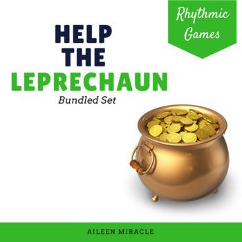 Rhythm Games: Help the Leprechaun {Bundled Set}