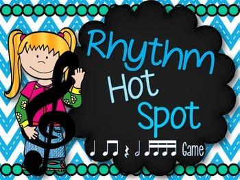 Rhythm Hot Spot: Ta, TiTi, Ta Rest, Ta-o, Tika Tika Review Game