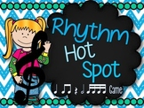 Rhythm Hot Spot: Ta, TiTi, Ta Rest, Ta-o, Tika Tika Review Game