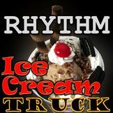 Rhythm Ice Cream Truck - Easy Version - Elementary Music Game - Smart Board
