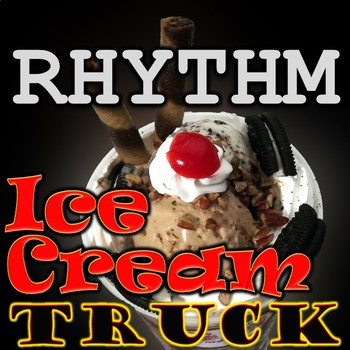 Rhythm Ice Cream Truck - Easy Version - Elementary Music Game - Smart Board