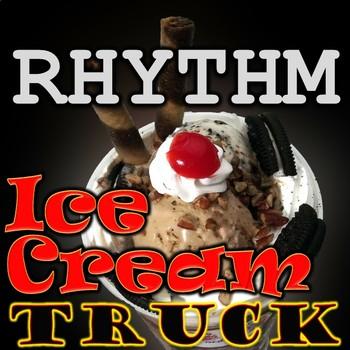 Rhythm Ice Cream Truck - Advanced Version - Elementary Music Game - Smart Board
