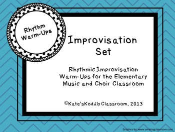 Rhythm Improvisation Warm-Ups