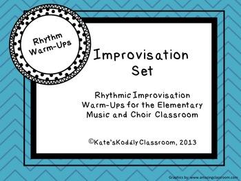 Rhythm Improvisation Warm-Ups