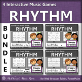 Rhythm Interactive Music Games Reveal the Secret Picture {
