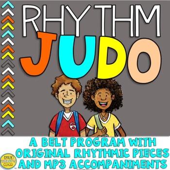Rhythm Judo™ (A Rhythm Or Bucket Drumming Program)
