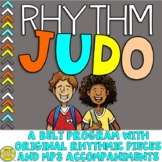 Rhythm Judo™ (A Rhythm Or Bucket Drumming Music Program)